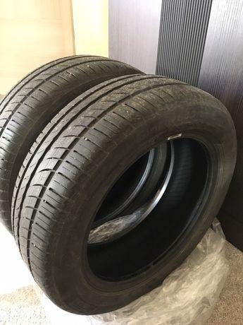 Opony Pirelli Cinturato P1 2szt 195/55 r16 87w stan bdb !!!