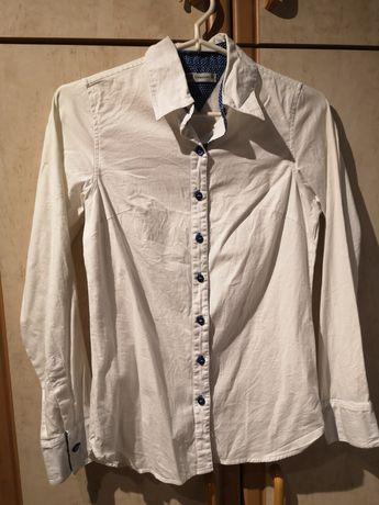 Biała damska koszula S