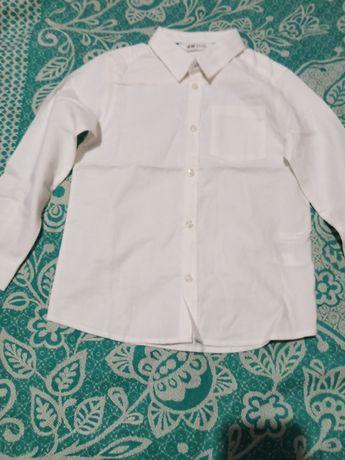 Рубашка HM 6-7 лет