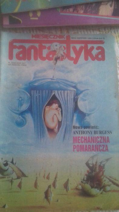 Miesięcznik Fantastyka 1989 Bytom - image 1