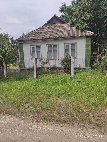Большой дом с газом