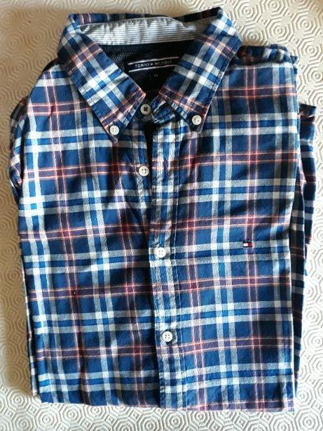 Camisa Tommy Hilfiger Desconto