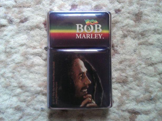 "Зажигалка бензиновая ""CHAMP"" (BOB MARLEY) Австрия"