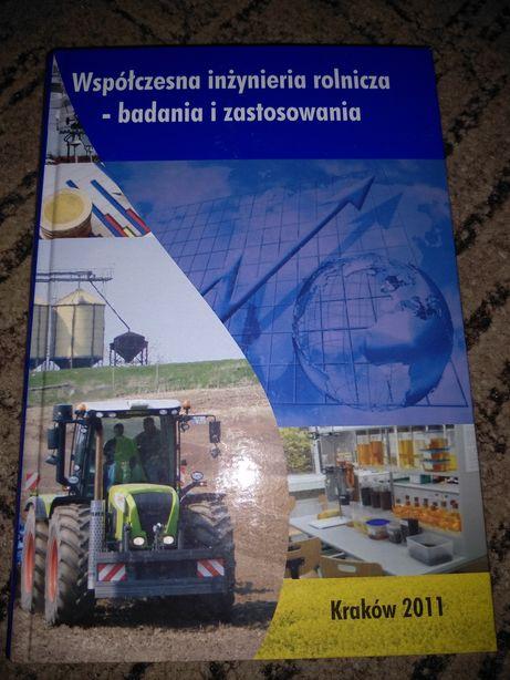Współczesna inżynieria rolnicza badania i zastosowania