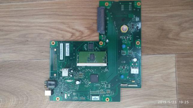 Плата форматирования сетевая HP LJ P3005 Q7847-80001-reva