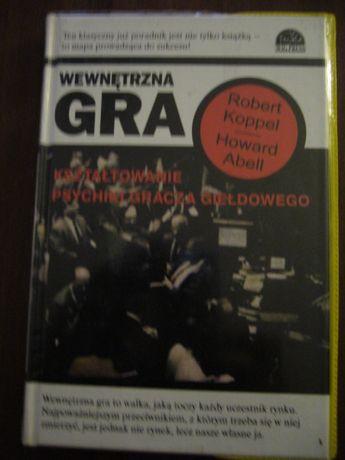 """""""Wewnętrzna gra"""" - Howard Abell, Robert Koppel"""