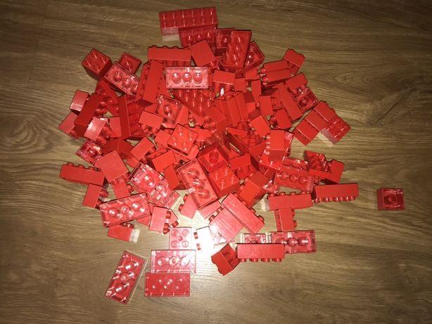 Lego Duplo kolor czerwony