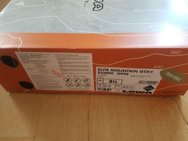 Buty Elite Mountain GTX 42 i 1/2