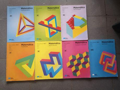 Livros Matemática para ensino profissional