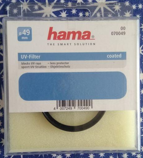 Filtr UV M49 Hama