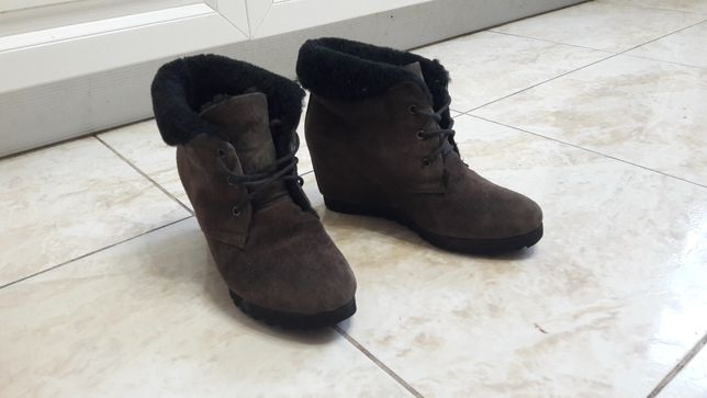 bosca, sabo зимние сапоги, ботинки, ботильены 38 размера