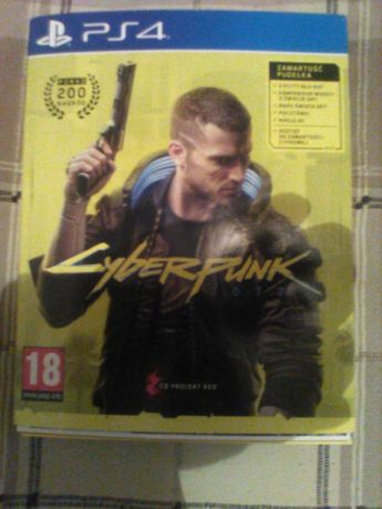 Cyberpunk 2077 na PS4