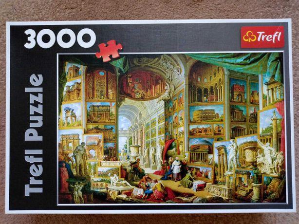 """Puzzle Trefl 3000 """"Antyk"""""""