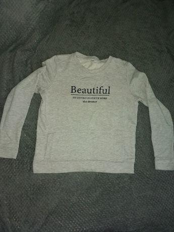 Sprzedam szarą bluzę