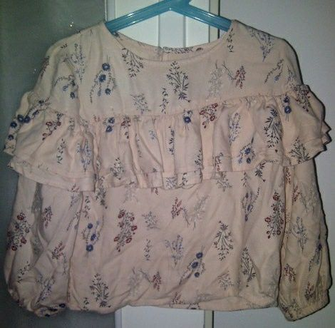Bluzeczka koszula elegancka reserved roz.116