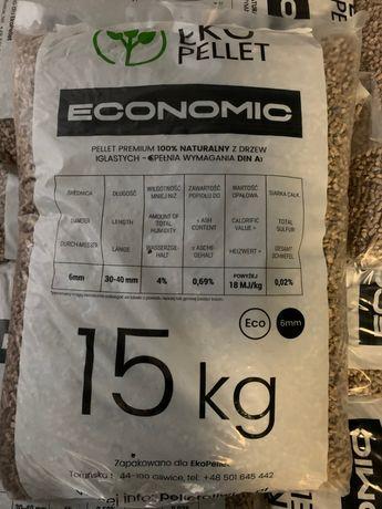 pelet pellet drzewny, Ekonomik PROMOCJA