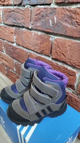 Buty zimowe adidas