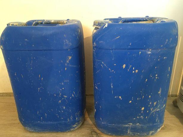 Пластиковые канистры 40л