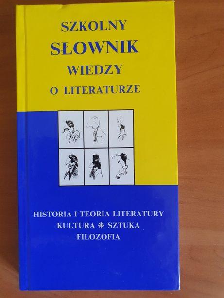 Szkolny Słownik Wiedzy o Literaturze wyd. Skrypt