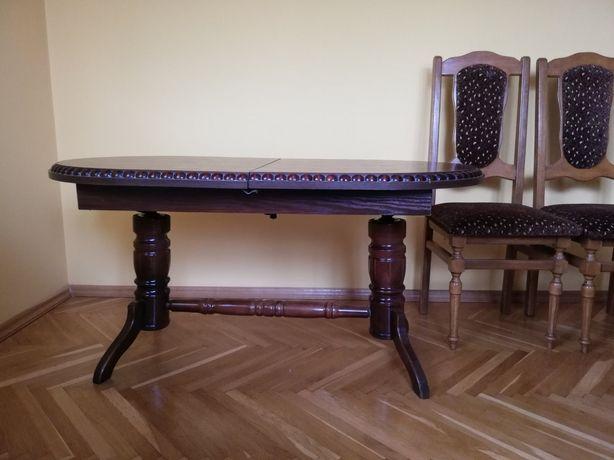 Продам стіл з кріслами