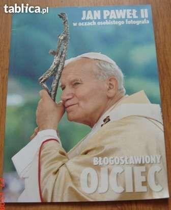 Jan Paweł II w oczach osobistego fotografa - piękny album!