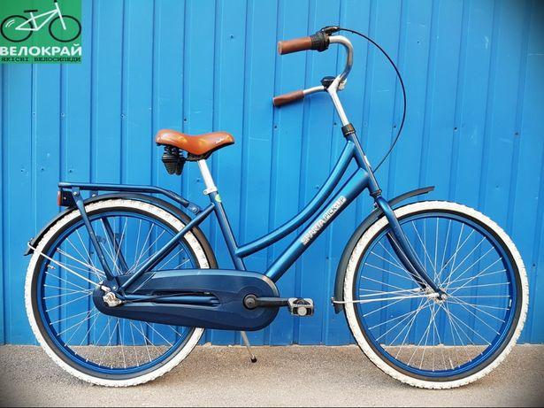 Підлітковий голландський велосипед Sparta планетарка Nexus #Велокрай