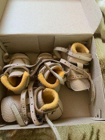 Ботинки доя брейсов, брейс системы