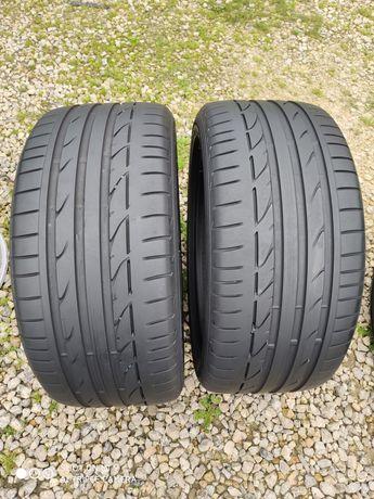245/40r17 Bridgestone Potenza s001 RSC runflat PARA stan idealny LATO