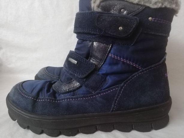 Superfit кожаные ботинки на мембране Gore Tex р. 32
