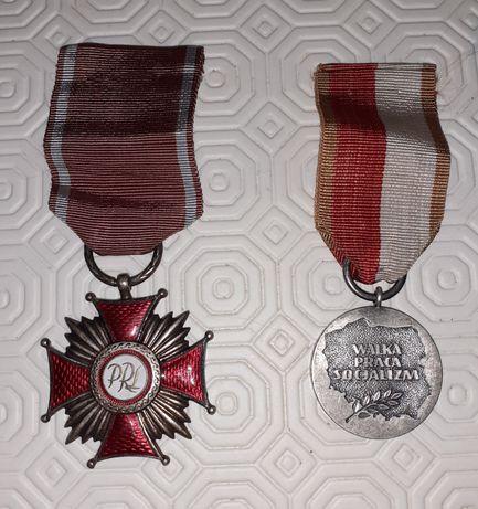 Medal PRL, medale prl.