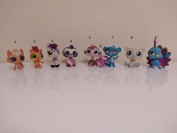 Littlest Pet Shop - figurki!!!