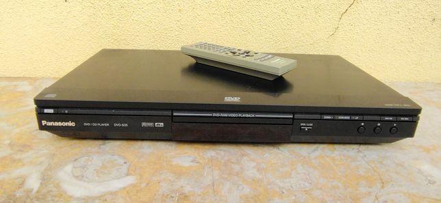 Leitor de DVD Panasonic
