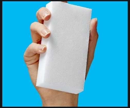губка мееламиновая-пачка 100 губок - наложка или ОЛХдоставка