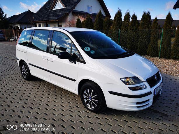 Fiat Ulysse 2,0 Hdi 140 ps Gotowy do rejestracji 7 osobowy