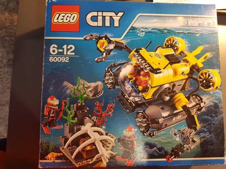 Zestaw Lego City 60092