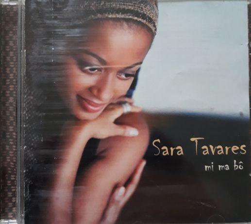CD Sara Tavares - Mi Ma Bô