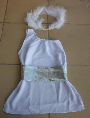 Fato-túnica para esquema de Ginástica ou coreografia de Ballet