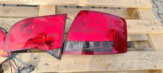 Lampy LED A4 B7 tył