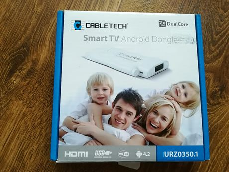 Smart TV z Android Dongle - rewelacja!!!