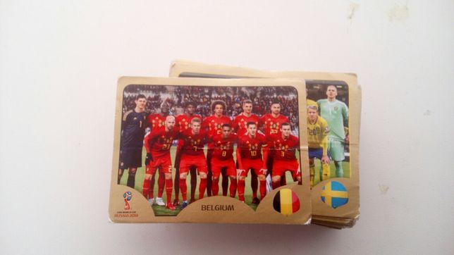 Продам карточки,2018 FIFA WORLD CUP RUSSIA.