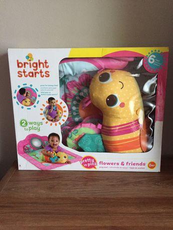 Mata edukacyjna bright starts two ways to play