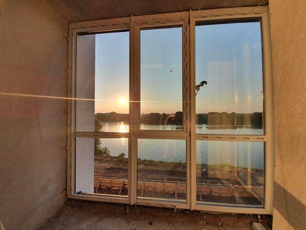 Продам 2к квартиру-Ирпень, вид на озеро, документы! Август-на ремонт!