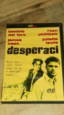 Desperaci film DVD