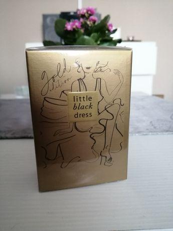 Perfum Avon Little Black Dress gold edition