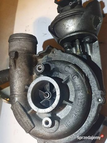 Turbo Ford 2,0TDCI  Kuga S-Max Turbina 140KM Przebieg 32000km