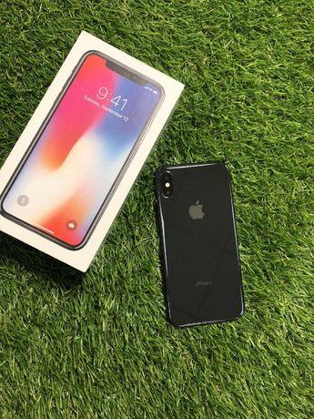 Смартфон Apple iPhone X 64GB (Space Gray) (MQAC2)