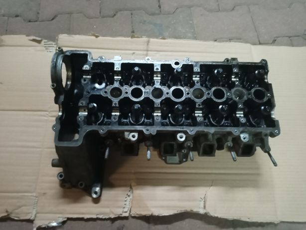 BMW X3 e83 2.0d 150km głowica