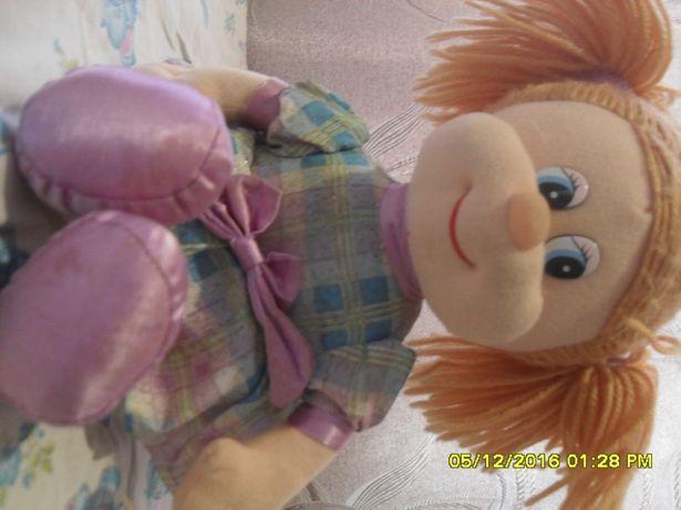 М*яка лялька lava