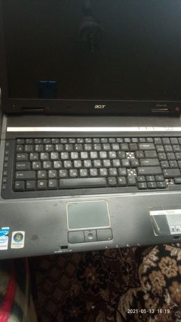 Ноутбук Acer Extensa 7620g на запчасти.