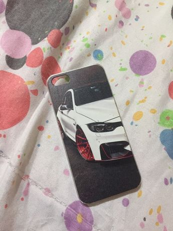 Capa BMW Iphone 5/5S/5C